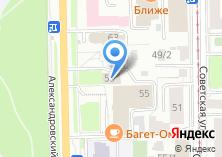 Компания «Бизнес Медиа Холдинг» на карте