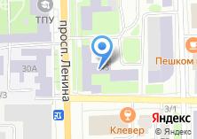 Компания «Печати5 Томск» на карте