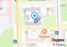 Компания «Новохим» на карте