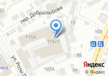 Компания «Иван Федоров» на карте
