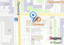 Компания «Сибаэро-Томск» на карте