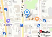 Компания «Цербер» на карте