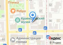 Компания «Сибирское войсковое казачье общество» на карте