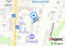 Компания «Yamme» на карте