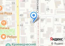 Компания «Адвокатский кабинет Языкова Е.Д» на карте