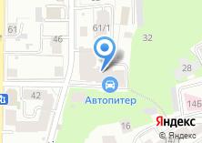 Компания «V8» на карте
