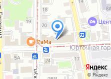 Компания «Адвокатский кабинет Карева А.В» на карте