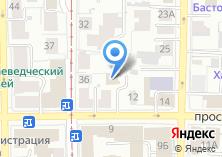 Компания «АТМ-сервис» на карте