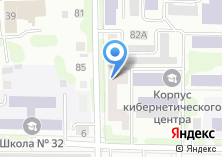 Компания «Защита прав потребителей Сибири межрегиональная общественная организация» на карте