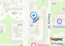 Компания «МАДЕЗ» на карте