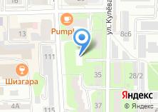 Компания «Комфорт Онлайн» на карте