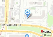 Компания «Контраст» на карте