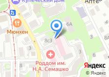 Компания «Родильный дом им. Н.А. Семашко» на карте