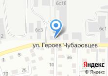 Компания «Сауна на Героев Чубаровцев» на карте
