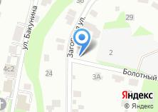 Компания «СибИнтерСтрой» на карте