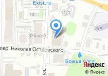 Компания «Баня №5» на карте