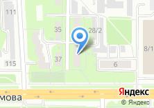 Компания «Проффремонт» на карте