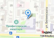 Компания «АвтоС» на карте