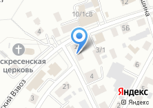 Компания «Сытнов» на карте
