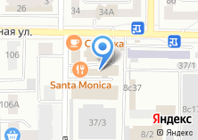 Компания «Дорс» на карте