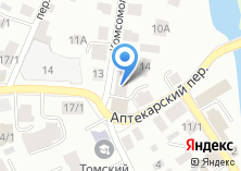 Компания «Томский центр содействия инновациям» на карте