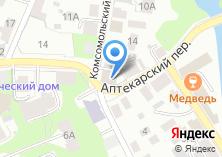 Компания «ТехСпецНаз» на карте