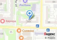 Компания «ЭКОЛАВКА» на карте