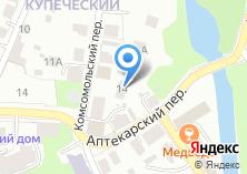 Компания «Радиочастотный центр Сибирского федерального округа» на карте