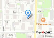 Компания «Томский дом художника» на карте