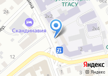 Компания «CoffeeLike» на карте