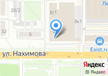 Компания «За рулём» на карте