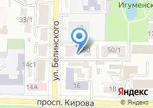 Компания «Томскремстройпроект» на карте