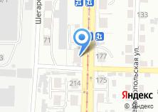 Компания «Жасмина» на карте