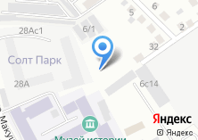 Компания «Фанерная Компания» на карте