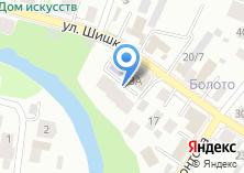 Компания «Строящийся жилой дом по ул. Шишкова» на карте