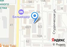 Компания «Погрузка70» на карте