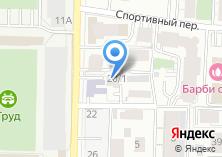 Компания «Velox» на карте