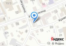 Компания «Дефиле» на карте