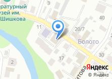 Компания «Томский квартал» на карте