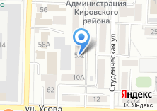 Компания «Русская тройка» на карте