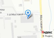Компания «Диагностика» на карте