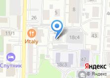 Компания «Спасатель» на карте