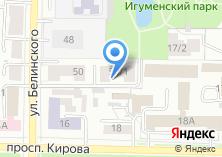 Компания «Клен-3» на карте