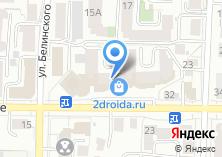 Компания «Paradiso» на карте