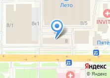 Компания «Ф5 Нетворкс» на карте