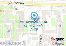 Компания «Академия танца» на карте