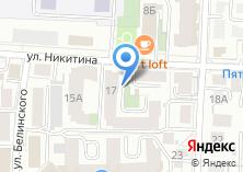 Компания «Западно-Сибирский Арбитр» на карте