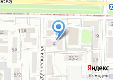 Компания «Спринтер» на карте