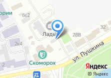 Компания «СПЕЦТОМСК» на карте