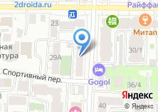 Компания «ПроКрафт» на карте